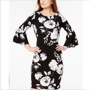 - Calvin Klein floral black and white…